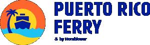 Puerto Rico Ferry anclado por Hornblower